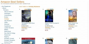 Kindle ranking #2