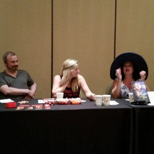 Flash Fiction Panel