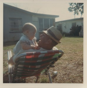 Me with my dad