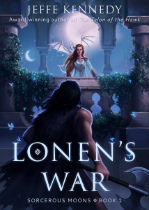 Lonen's War Book Cover