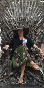 Jeffe on the Iron Throne